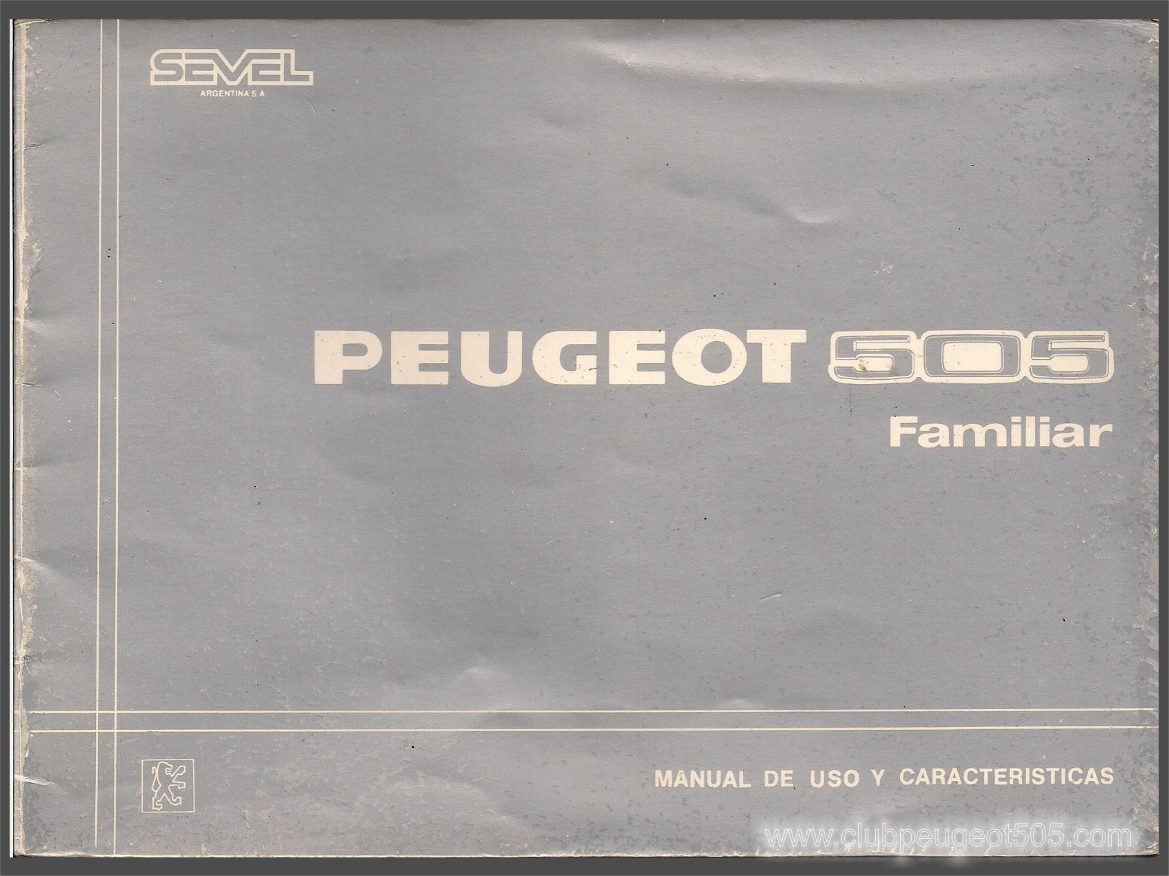 www clubpeugeot505 com u2022 view topic 505 grand tour manual de rh clubpeugeot505 com manual peugeot 505 pdf manual peugeot 505